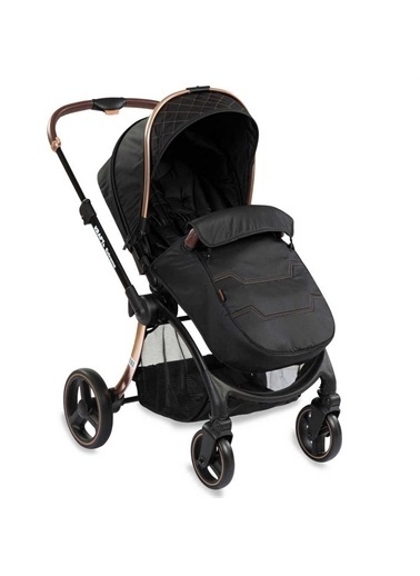 Kraft Kraft Extreme Travel Sistem Bebek Arabası Siyah